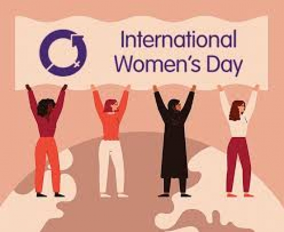Congratulatory Message on the Celebration of International Women's Day